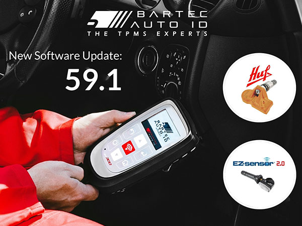 Software Update R59.1 is now available!