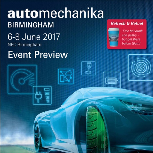 June 2017 - Bartec goes 'all out' to inform at Automechanika Birmingham 2017