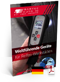 Bartec Auto ID Brochure German