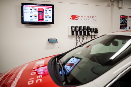 Bartec Auto ID Hold a Press Event For Editors