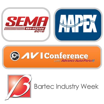 November 2012 Industry Week Bartec USA Events Schedule 2012