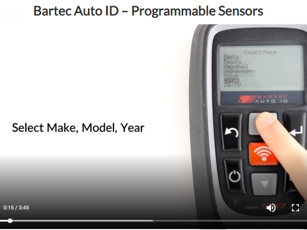 User Videos Launched For TECH TPMS Tools