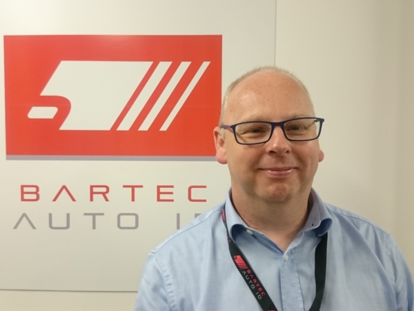 July 2017 - Bartec announces David Jones as new UK and Irish Salesperson