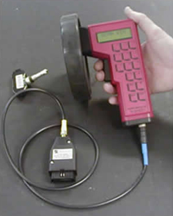 Portable TPM Reading Tools with OBD functionality