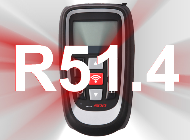 Software Update R51.4 is now available!