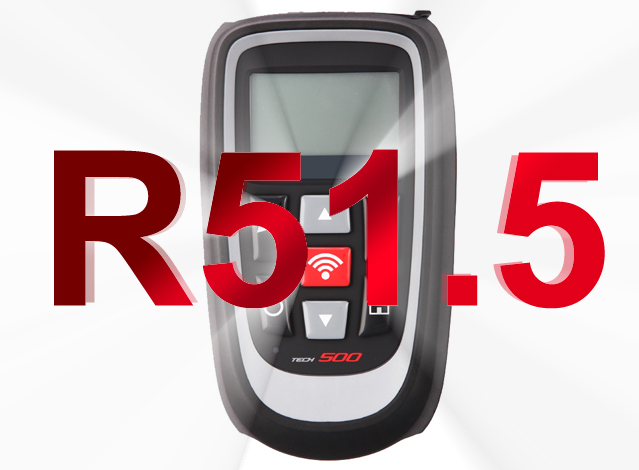 Software Update R51.5 is now available!
