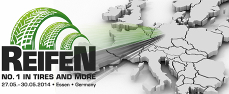 Bartec Auto ID at REIFEN 2014 from the 27th until the 31st of May