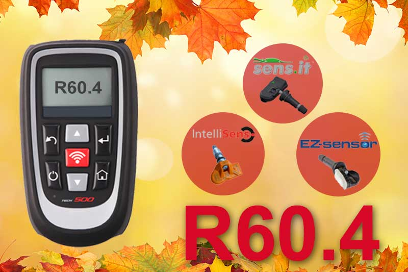 Software Update R60.4 is now available!