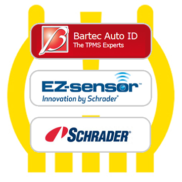 May 2012 - New Schrader-Bartec Cooperation with Reprogrammable TPMS Sensors