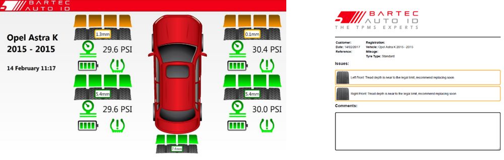 New improved TPMS Desktop remains FREE