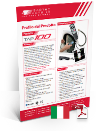 TAP100 Scheda Dati Italian