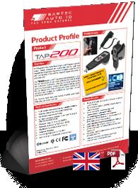 TAP200 Produktdatenblatt German