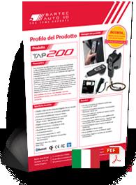 TAP200 Produktdatenblatt Itaian