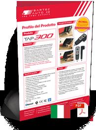 TAP300 Produktdatenblatt Italian
