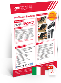 TAP300 Scheda Dati Italian