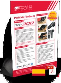TAP300 Scheda Dati Spanish