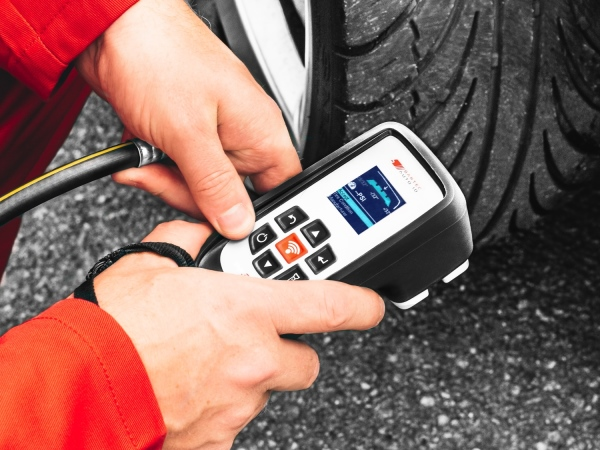 Bartec Launch The TAP300 Integrated TPMS & Tread Depth Measurement Tool