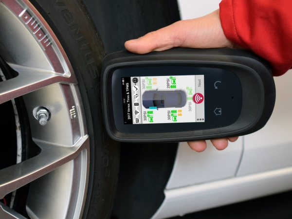 April 2018 - Bartec Auto ID To Launch New Generation of TPMS Tools and Systems at The Tire Cologne