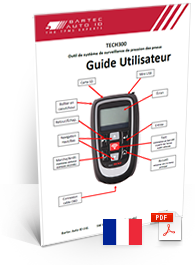 TECH300 User Manual French