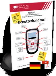 TECH300 User Manual German