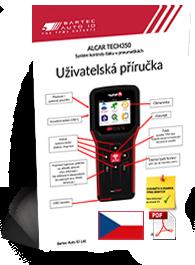 TECH350 ALCAR User Manual Czech