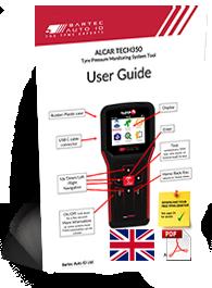TECH350 ALCAR User Manual English