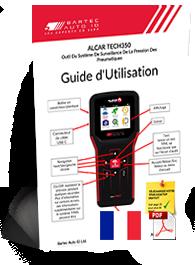 TECH350 ALCAR User Manual French
