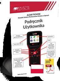 TECH350 ALCAR User Manual Polish