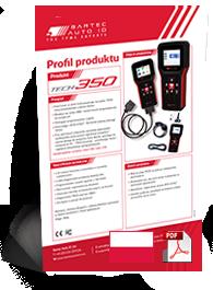 TECH350 Data Sheet Polish