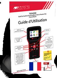 TECH350 User Manual French