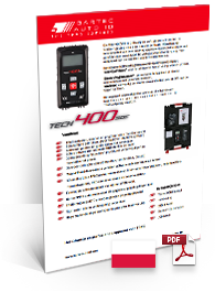 TECH400SDE Data Sheet Polish