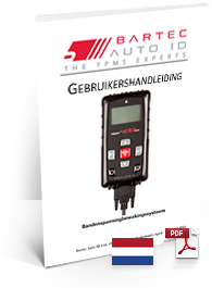TECH400SDE USer Manual Dutch