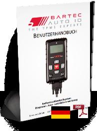 TECH400SDE User Manual German