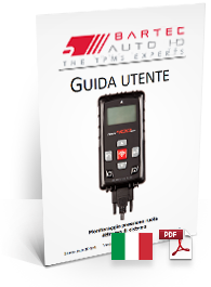 TECH400SDE User Manual Italian