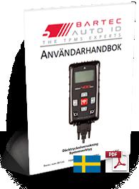 TECH400SDE User Manual Swedish