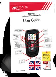 TECH450 User Manual English