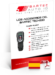 TECH500 Tool Accessories Spanish