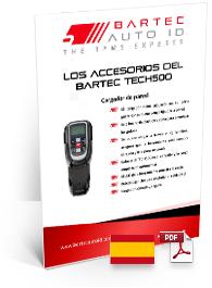 TECH500 Tool Accessories Spanish