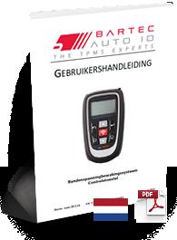 TECH500 User Manual Dutch