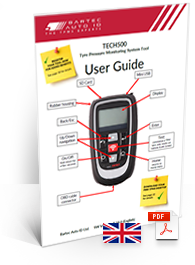 TECH500 User Manual English
