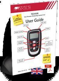 TECH500 User Manual English