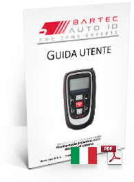 TECH500 User Manual Italian