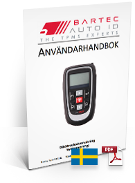 TECH500 User Manual Swedish