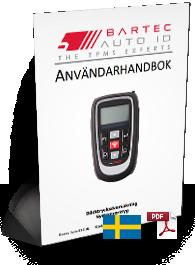 TECH500 User Manual Swedish