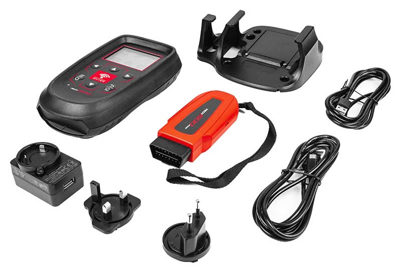 TECH600 TPMS Tool System Launched