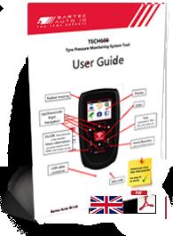 TECH600 User Manual German