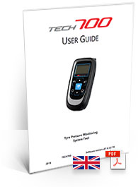 TECH700 User Manual German