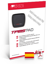 TPMS PAD Data Sheet Spanish