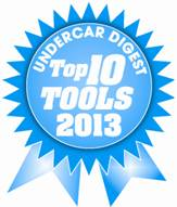 TECH400SD wins another TOP TEN TOOL award!